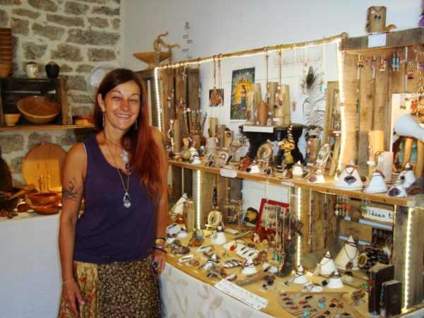 Charlotte Marquet - Bijoux en pierre