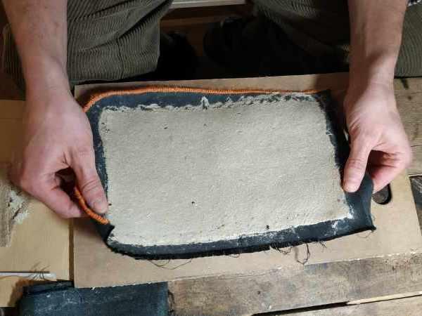 Yohann - Fabrication de papier à base de végétaux