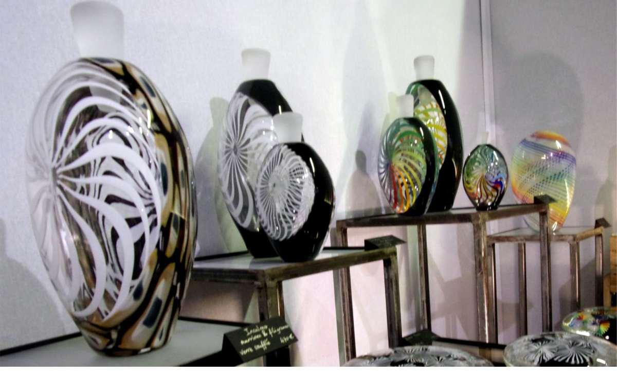 Pierrot_Dorémus - Souffleur de verre et créateur verrier à Gramat dans le Lot(46)