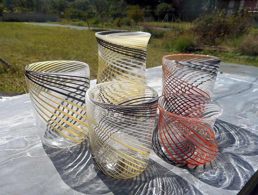 Pierrot_Dorémus - Souffleur de verre et créateur verrier à Gramat dans le Lot(46)10