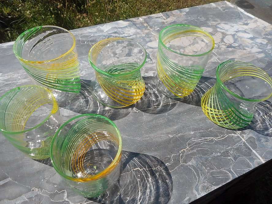 Pierrot_Dorémus - Souffleur de verre et créateur verrier à Gramat dans le Lot(46)8